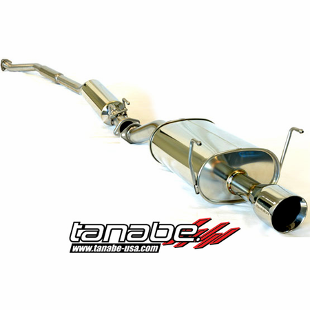 Tanabe Medalion Touring Exhaust System 02-05 Acura RSX Type S