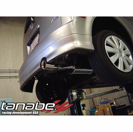 Tanabe Medalion Touring Exhaust System 04-07 Scion xB