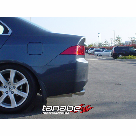 Tanabe Medalion Touring Exhaust System 04-08 Acura TSX