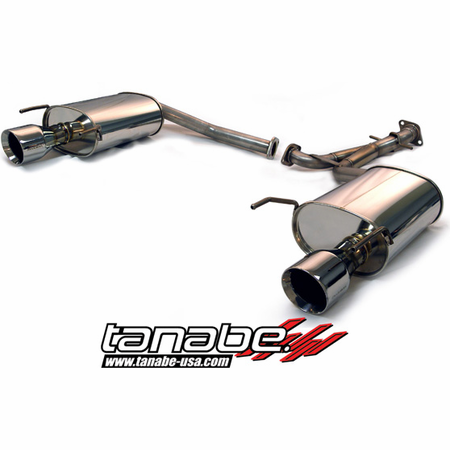 Tanabe Medalion Touring Exhaust System 06-06 Lexus GS300