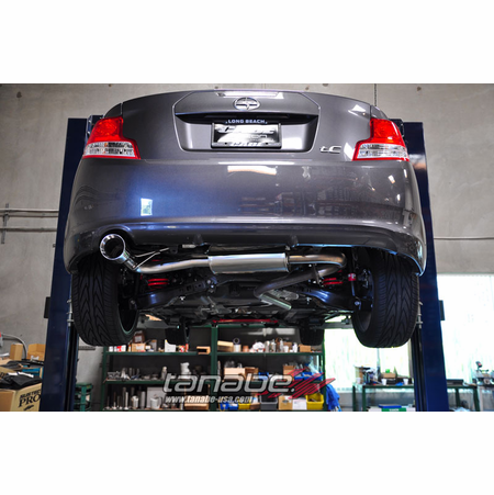 Tanabe Medalion Touring Exhaust System 11-13 Scion tC