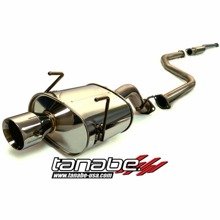 Tanabe Medalion Touring Exhaust System 96-00 Honda Civic Hatchback