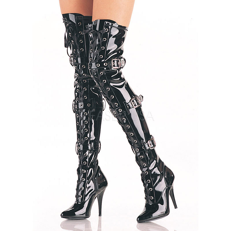 Thigh High Boots Fetish - Boot Hto