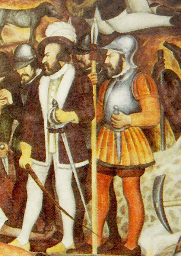 a biography of the conquistador alvar nunez cabeza de vaca Alvar núñez cabeza de vaca (c1490-c1560) was born in jeréz de la frontera, spain, to a noble family his early career was in the military in 1527, he was appointed second in command of an expedition headed up by panfilo de narváez, who wanted to claim the territory from florida to mexico.