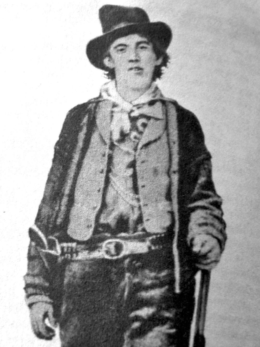 a biography of bill the kid a gunfighter of the old west This is a list of old west gunfighters  a gunfighter may or may not be an outlaw or a lawman william h billy the kid bonney.