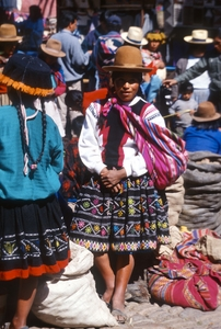 Clothing Fashions of the Sacred Valley of the Inca