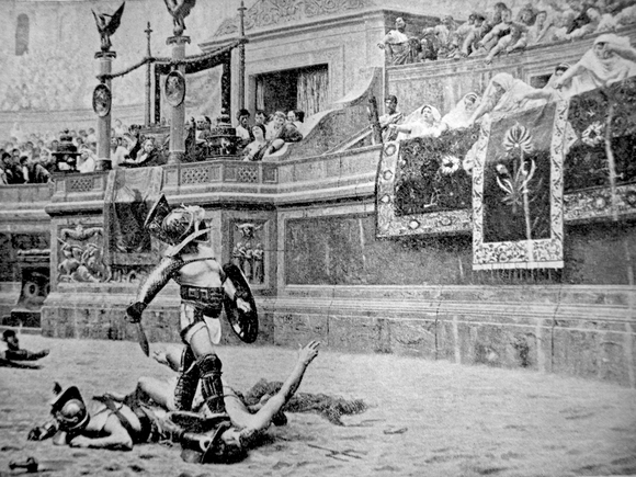 Daily Life of Ancient Rome Picture