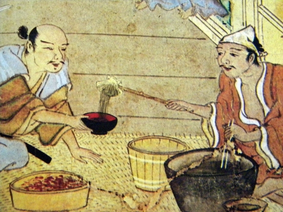 Food in Ancient Japan