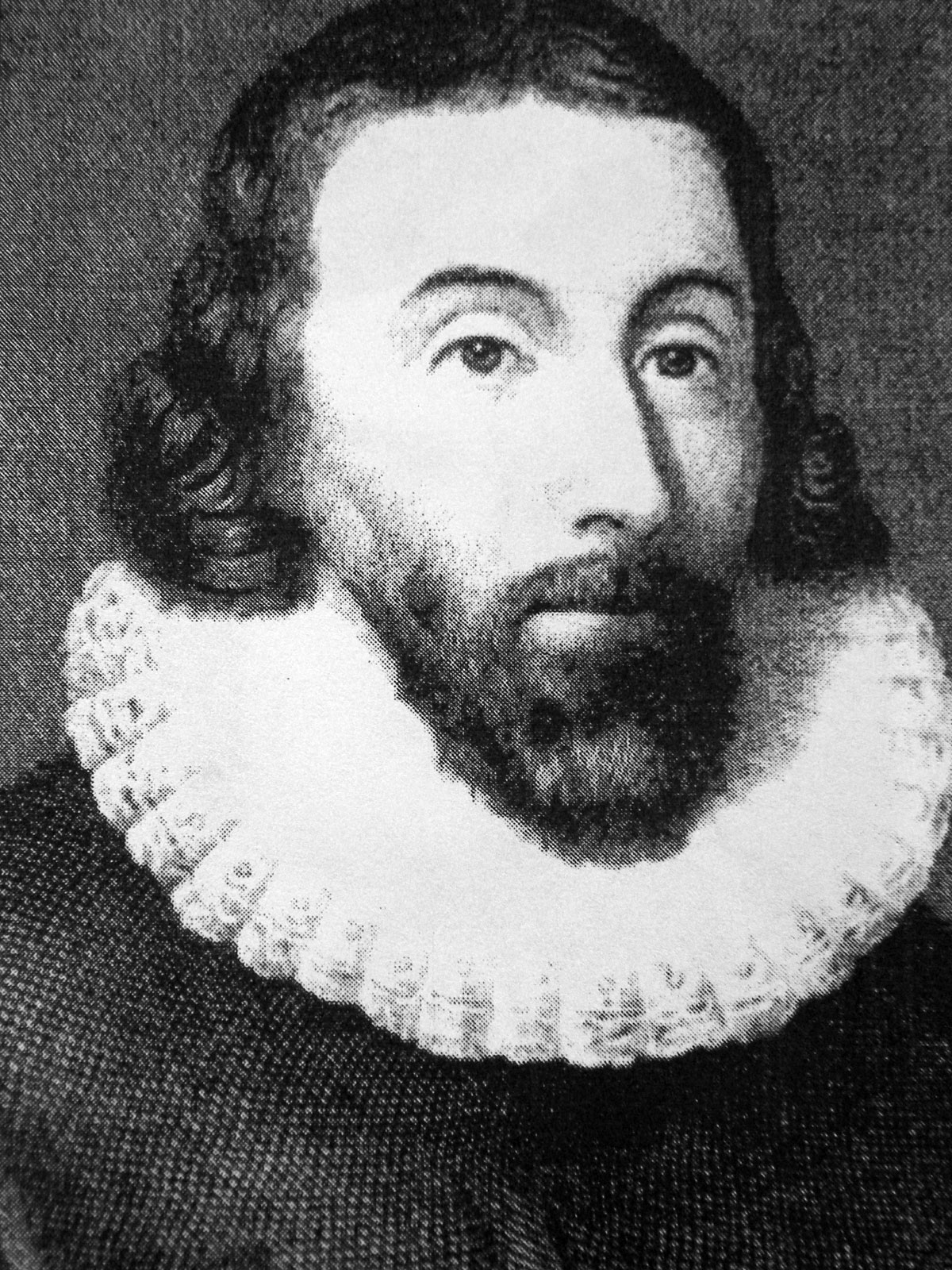 a dissection of john winthrop's a Was massachusetts bay colony governor john winthrop a communitarian,   being hashed out and argued over and dissected, witnessing the puritans of.