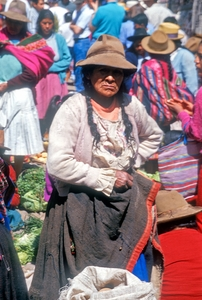 Sacred Valley of the Inca Produce Vendor