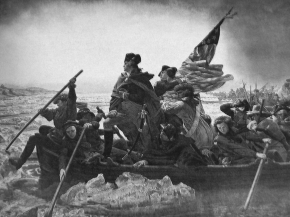 Turning Point of the American Revolution Part I