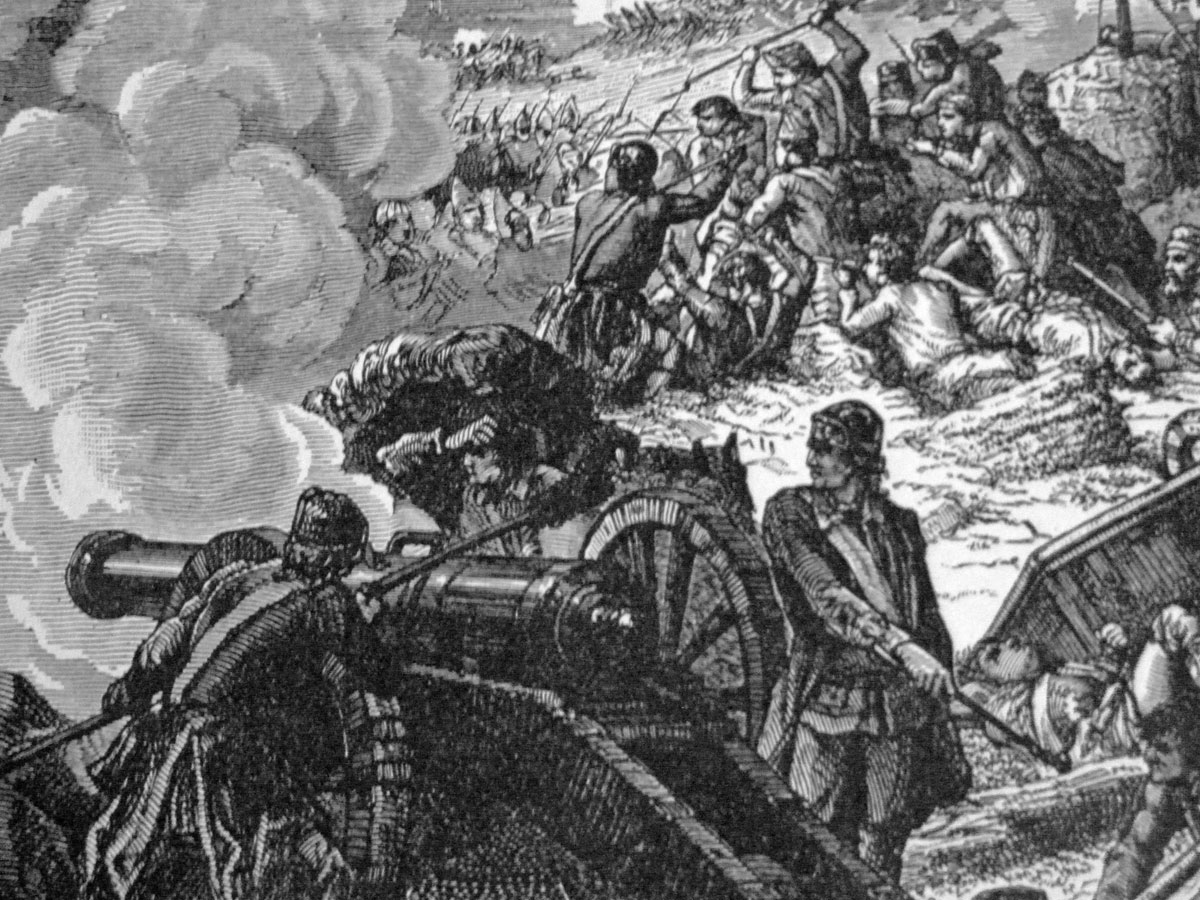 six turning points of the american There is widespread disagreement among historians about the turning point of the american civil war a turning point in this context is an event that occurred during .