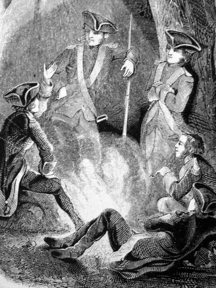 american revolution turning point The southern campaign of the american revolution  the battle of cowpens, in context of the southern campaign, was the turning point of the war in the south.