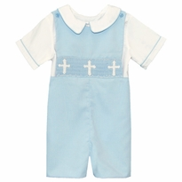 Smocked Cross Longall