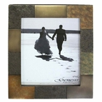 "10"" x 8"" Bronze Fusion Photo Frame"