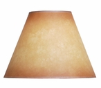 "13"" Buckskin Brunswick Lamp Shade"