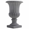"16.5"" Decorative Indoor Outdoor Urn"
