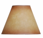"16"" Scenic Buckskin Table Lamp Shade"