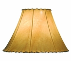 "16"" Scenic Rawhide Table Lamp Shade"
