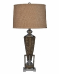"32"" Macanics Table Lamp"