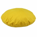 "35"" Duck Yellow Round Pet Bed"