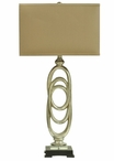 "35"" Rings Table Lamp"