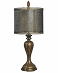 "36"" Crescent Table Lamp"