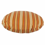 "36"" Getaway Citrus Round Pet Bed"