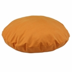 "36"" Sensations Orange Round Pet Bed"