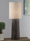 "37"" Refined Tree Trunk Table Lamp"