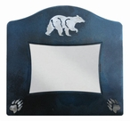 "5"" x 7"" Burnished Bear Metal Picture Frame"
