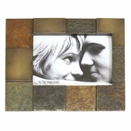 "7"" x 5"" Bronze Fusion Photo Frame"