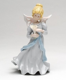 Angel of Tranquility Porcelain Figurine