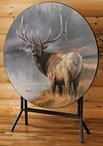 Autumn Mist Elk Folding Table