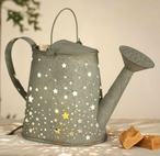 Barn Roof Stars Garden Watering Can Electric Wax Warmer