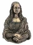 Bronze Mona Lisa Sculpture