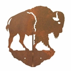 Buffalo Double Metal Wall Hook