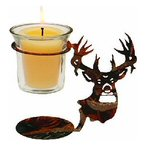 Wildlife Candle Holders
