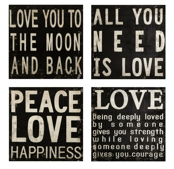 Wood Wall Art Quotes 82