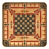 Customizable Carrom Game Board Vintage Style Wooden Sign