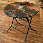 Evening Solitude Folding Table