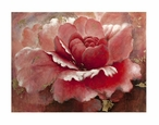 Glimmer Flower Bloom Oil Painting