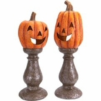 Halloween Candle Holders