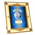 Jewel Polyresin Picture Frame