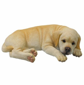 Labrador Puppy Sculpture