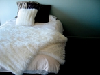 Lambskin Minx Throw Blanket