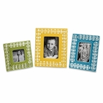 Links Photo Frames, Set of 3