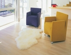 Longwool Sheepskin Rug - Single Pelt