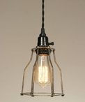 Mechanic's Pendant Lamp Light
