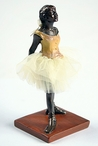 Miniature Dancer Statue by Edgar Degas